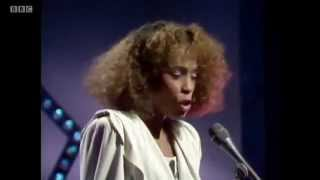 *Dubbed* Whitney Houston Saving All My Love For You Live at Wogan 1985