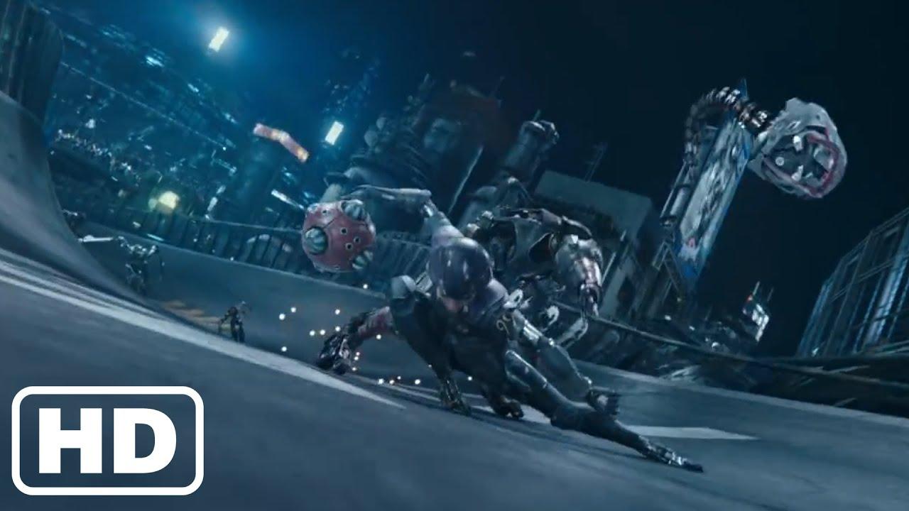 Download Alita: Battle Angel - Alita Best Fighting Scenes - Final Battle