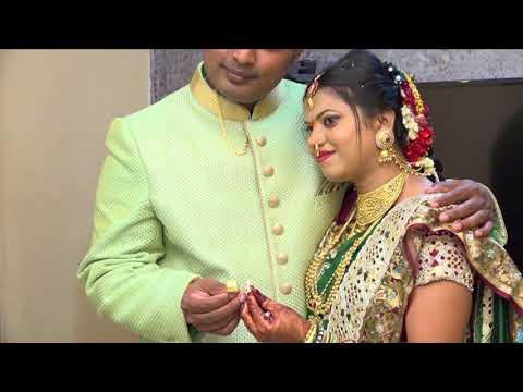Jayesh & Sharmila Wedding 2017 Navi Mumbai,Karave gaon