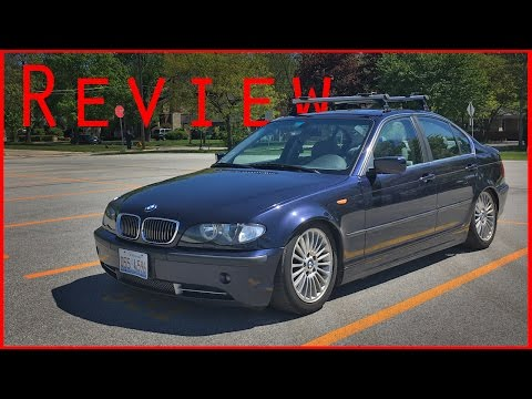 2002 BMW 330xi Review - YouTube
