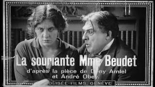 La souriante madame Beudet [The Smiling Madame Beudet] (Germaine Dulac, 1923)(French/German/English