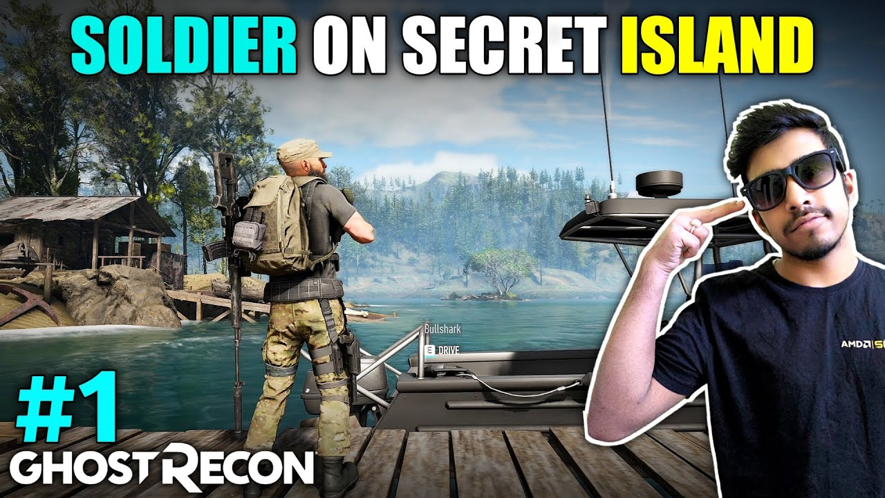 Download SOLDIER ON SECRET ISLAND | GHOST RECON BREAKPOINT GAMEPLAY #1