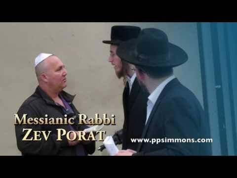 Messianic Rabbi Zev Porat LIVE from Israel on Omega Radio