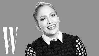 Jennifer Lopez on Selena, West Side Story, Rosie Perez and Madonna | Screen Tests | W Magazine
