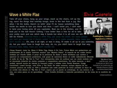 Wave A White Flag Elvis Costello