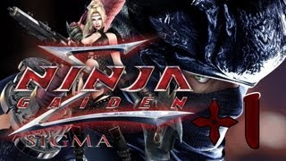 El camino del ninja | Ninja Gaiden Sigma | Capitulo 1