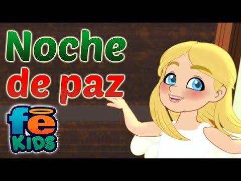 Descargar video de Noche De Paz, Juana, Villancico Animado - Vídeo Oficial
