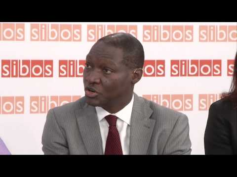 Securities market infrastructures and foreign investment to Africa - Sibos TV 2013