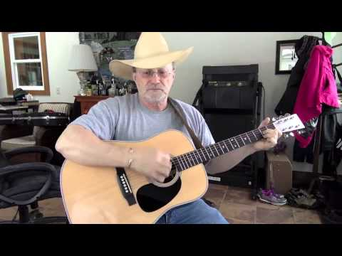1438 -  Murder On Music Row -  George Strait -  Alan Jackson cover with chords and lyrics