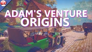 Adams Venture: Origins Gameplay (PC HD)