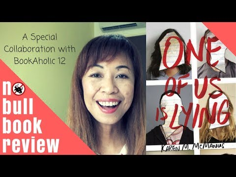 One of Us is Lying (NO SPOILERS!) 📚 ¦ No Bull Book Review