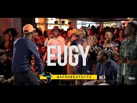 "Watch Eugy Perform ""Dance For Me"" Live (Afrobeats In Conversation)"
