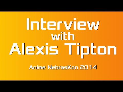 Exclusive Interview with Alexis Tipton | Anime NebrasKon 2014