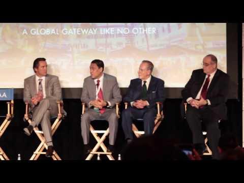 AREAA Global Luxury Summit Panel 2017