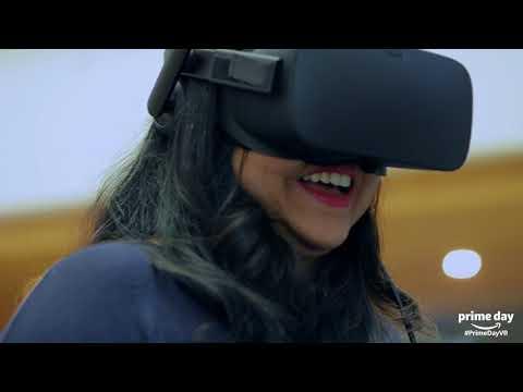 VentureBeat: Amazon Virtual Reality VR Mall Kiosks - The Future of Retail