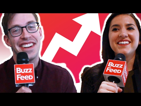 What Did You Do Before BuzzFeed?