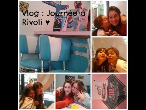 [ Vlog n°1 ] Journée à Rivoli Paris ♥