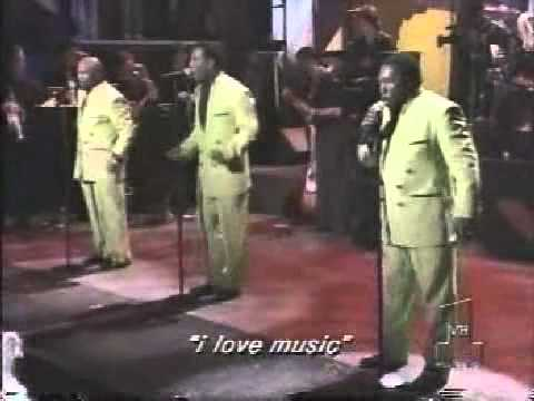 The O'Jays - Use To Be My Girl, I Love Music, For the Love of Money