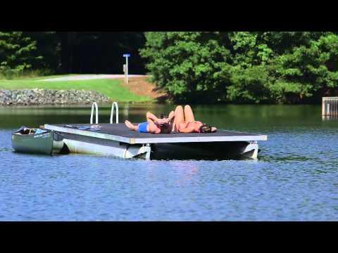 Eagle Lake Community Video In Brevard North Carolina