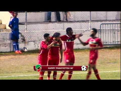 St  Kitts vs Suriname Highlights