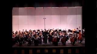 Santa Fe Symphony Orchestra OSSAA 2012