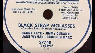 Watch Danny Kaye Black Strap Molasses video