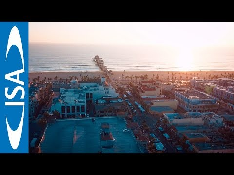Welcome To Huntington Beach, USA