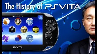 PS Vita Documentary: The History of Sony