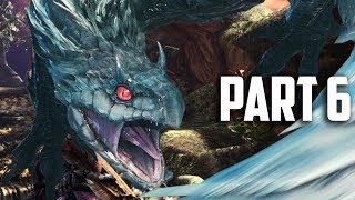 HUNT TOBI KADACHI! Monster Hunter World Gameplay Part 6 - FULL GAME Walkthrough Part 6 (PS4 PRO)