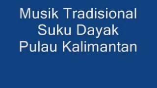 Sape Musik Tradisional Dayak - Stafaband