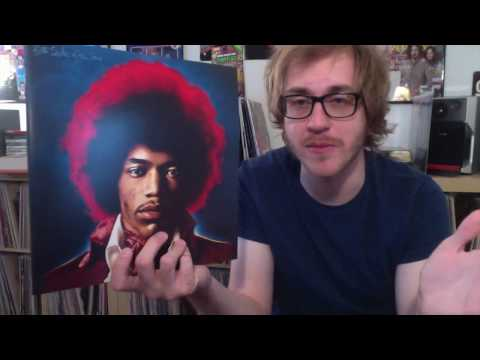 Album Review 98:  Jimi Hendrix - Both Sides Of The Sky