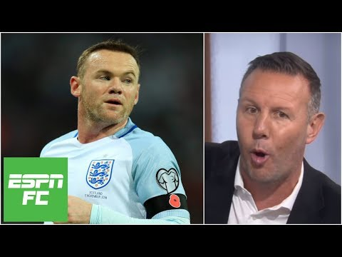 Wayne Rooney doesn't deserve heartfelt farewell for England - Craig Burley | England vs. USMNT