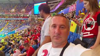 Шахтинский репортаж - Бразилия 1:1 Швейцария - Полная версия - 4K Ultra HD Video