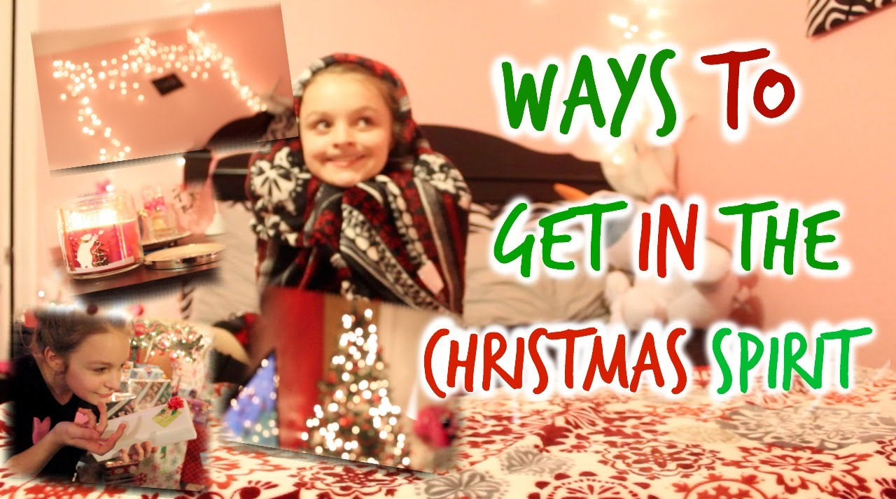 Ways To Get In The Christmas Spirit | Decorations, Food, & Olaf ...