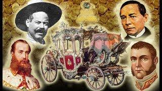 Reliquias mexicanas y dónde encontrarlas