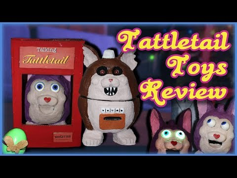 Tattletail Toys Review!