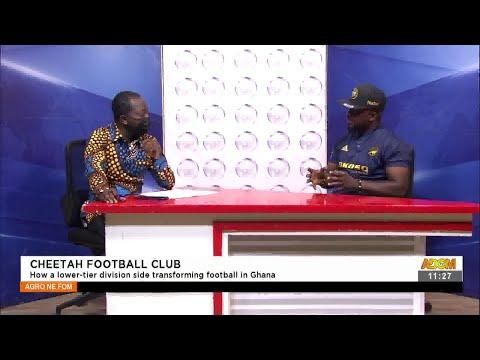 Cheetah Football Club: How a lower-tier division side transforming football in Ghana (17-4-21)