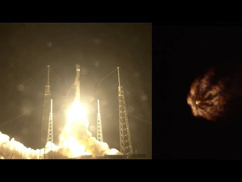 Falcon 9 launches SES-12 satellite