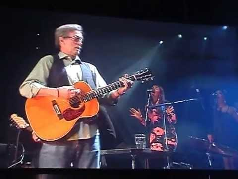 ERIC CLAPTON:'My Fathers Eyes' Manchester 2013.Screen Shot