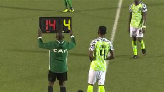FINALE NIGERIA vs SENEGAL