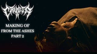 Miniatura do vídeo CRYPTA - From The Ashes (Making Of Part 2)| Napalm Records