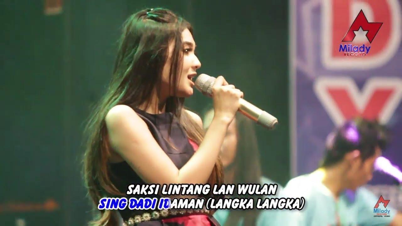 Lirik Lagu Lanange Jagat Oleh Nella Kharisma Cari Lirik Lagu