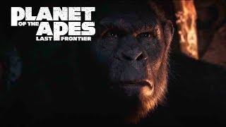 Planet of the Apes: Last Frontier | Trailer (Actual Game Footage)