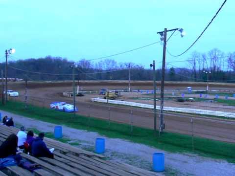 04-03-10 Susquehanna Speedway Park Practice, Late Model