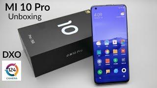 Xiaomi MI 10 Pro Unboxing & First Look : Galaxy S20 Ultra Killer?