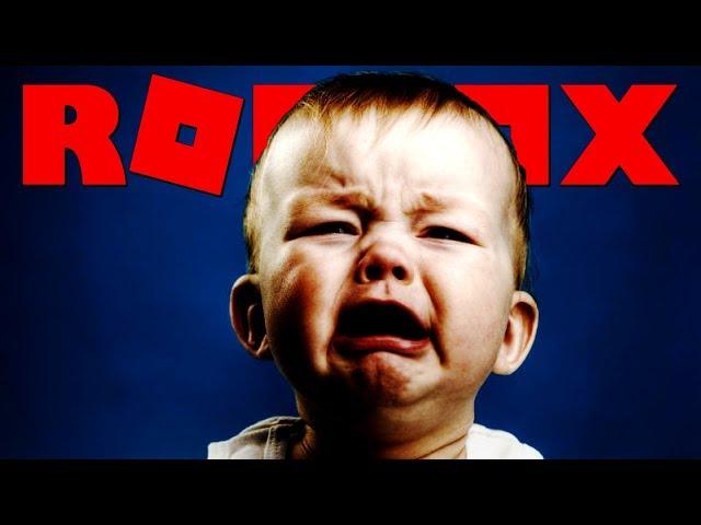 IK BEN EEN BIBAB 😭 | Roblox Adopt Me w/ Luka