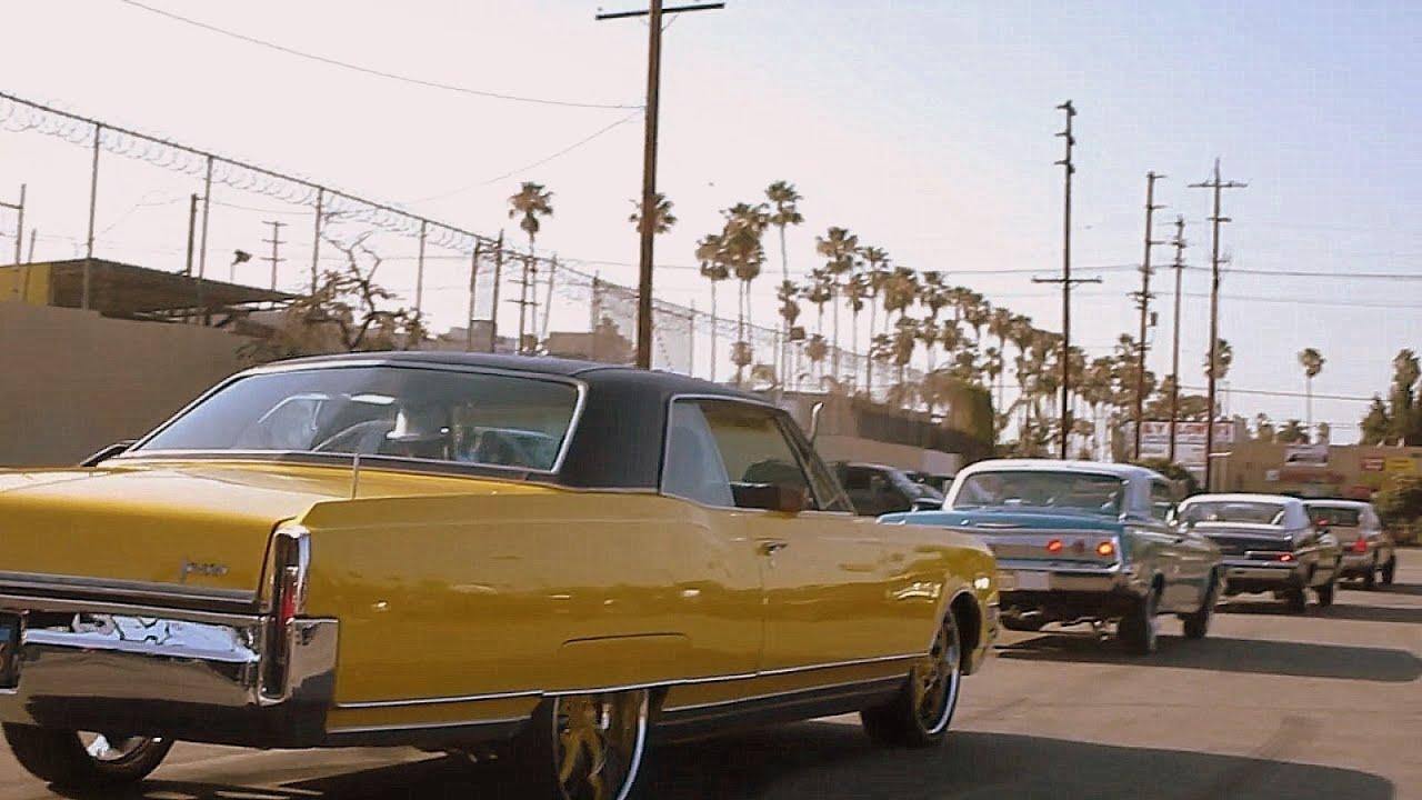 Dope Car Wallpapers Лоурайдеры и байки в американском гетто Лос Анджелес