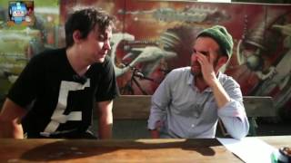 OK KID - Interview @ Rockpalast BACKSTAGE | Part 2/2