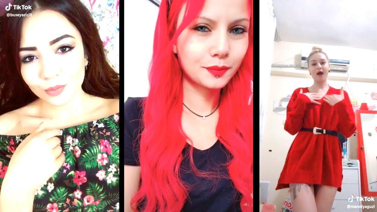 Türk Kızları ve Yeni Şarkılar Tiktok