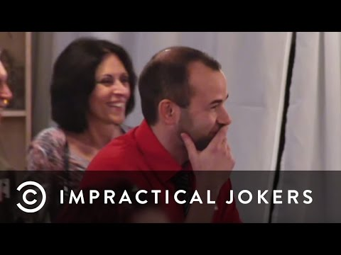 James Murray: I'll Give You The D | Impractical Jokers